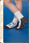 Medima Antisept Kinder-Socken, Gesicht