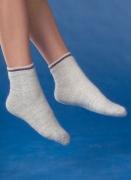 Medima Antisept Fußwärmer unisex, naturmelange