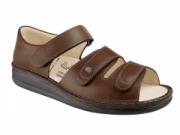 FinnComfort  Sandale Baltrum Nuss