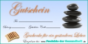 Geschenk-Gutschein für Produkte-der-Gesundheit
