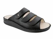 FinnComfort  Sandale Korfu schwarz