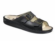 FinnComfort Sandale  Kreta Schwarz