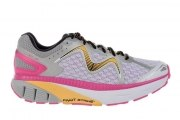 MBT Schuh Running Women?s GT 16 White / Fuschia / Orange