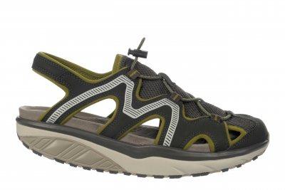 MBT Herrenschuh JEFAR 6 Trail Sandal Pavement Grey