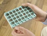 Medikamentenkassette für 1 Woche