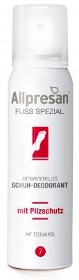 Allpresan antibakterielles Schuhdeodorant mit Pilzschutz 100ml - 7