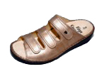 FinnComfort  Sandale Pisa Luxory Brass