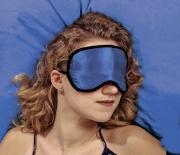 Schlafmaske >de Luxe<