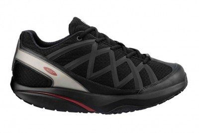 MBT Sport3 m Black - Herrenschuh