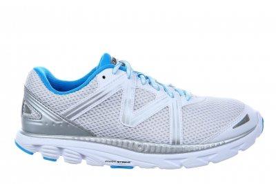 MBT Schuh Running Women?s Speed 16 W White / PowderBlue / Silver