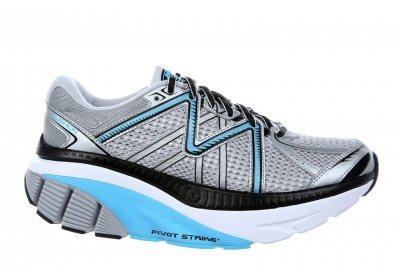MBT Schuh Running Women?s ZEE 16 W Silver / SkyBlue / Black