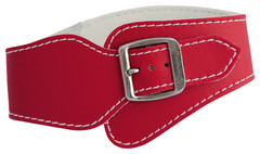 Berkemann Wechselriemen Original-Sandale rot Leder