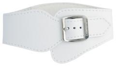 Berkemann Wechselriemen Original-Sandale weiß Kalbsleder