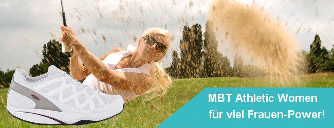 MBT - Athletic Woman - Schuhe für viel Frauen-Power