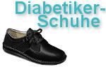 Diabetiker-Schuhe - wenn der Schuh drückt