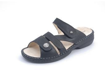 FinnComfort Damen-Sandale VENTURA-SOFT schwarz