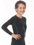 "Medima Classic  Kinder-Hemd 1/1 Arm unisex little ""m"" asphalt"