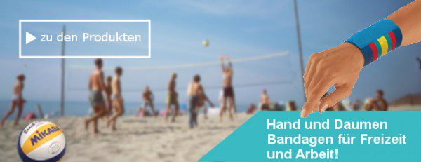 Hand / Daumen